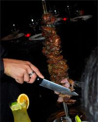 Saboro Meat Skewer